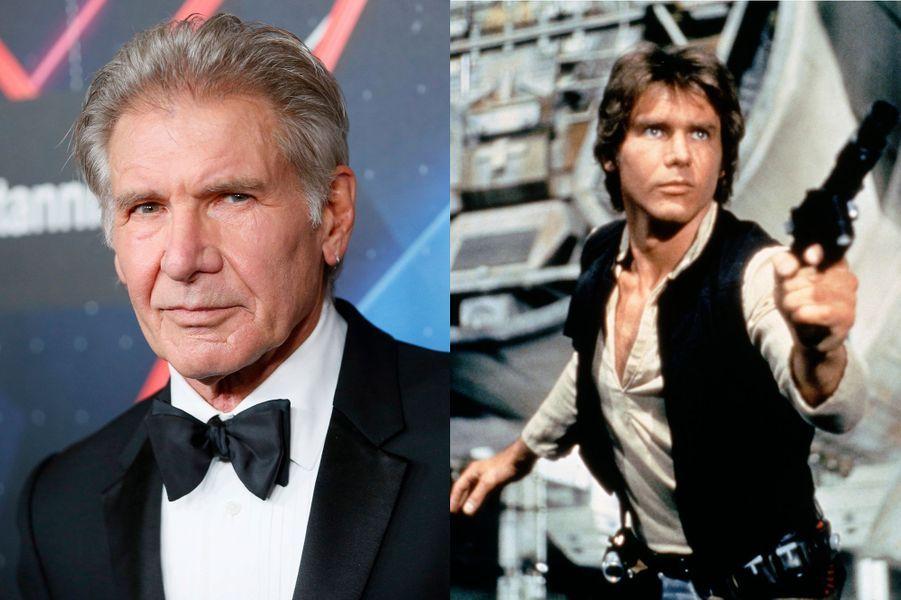 L'interprète du séduisant et intrépide Han Solo est la star à la trajectoire la plus phénoménale de «La guerre des étoiles». Peu après avoir pris le volant du célèbre Faucon Millennium, celui qui est lui-même pilote dans la vie a joué dans le film de science-fiction culte «Blade Runner» et dans «Apocalypse Now», entre autres. Après «Star Wars», il est aussi devenu l'aventurier Indiana Jones, un espion dans «Jeux de guerre», homme d'affaires dans «Working Girl»... et a atteint à 73 ans un statut de légende du cinéma.