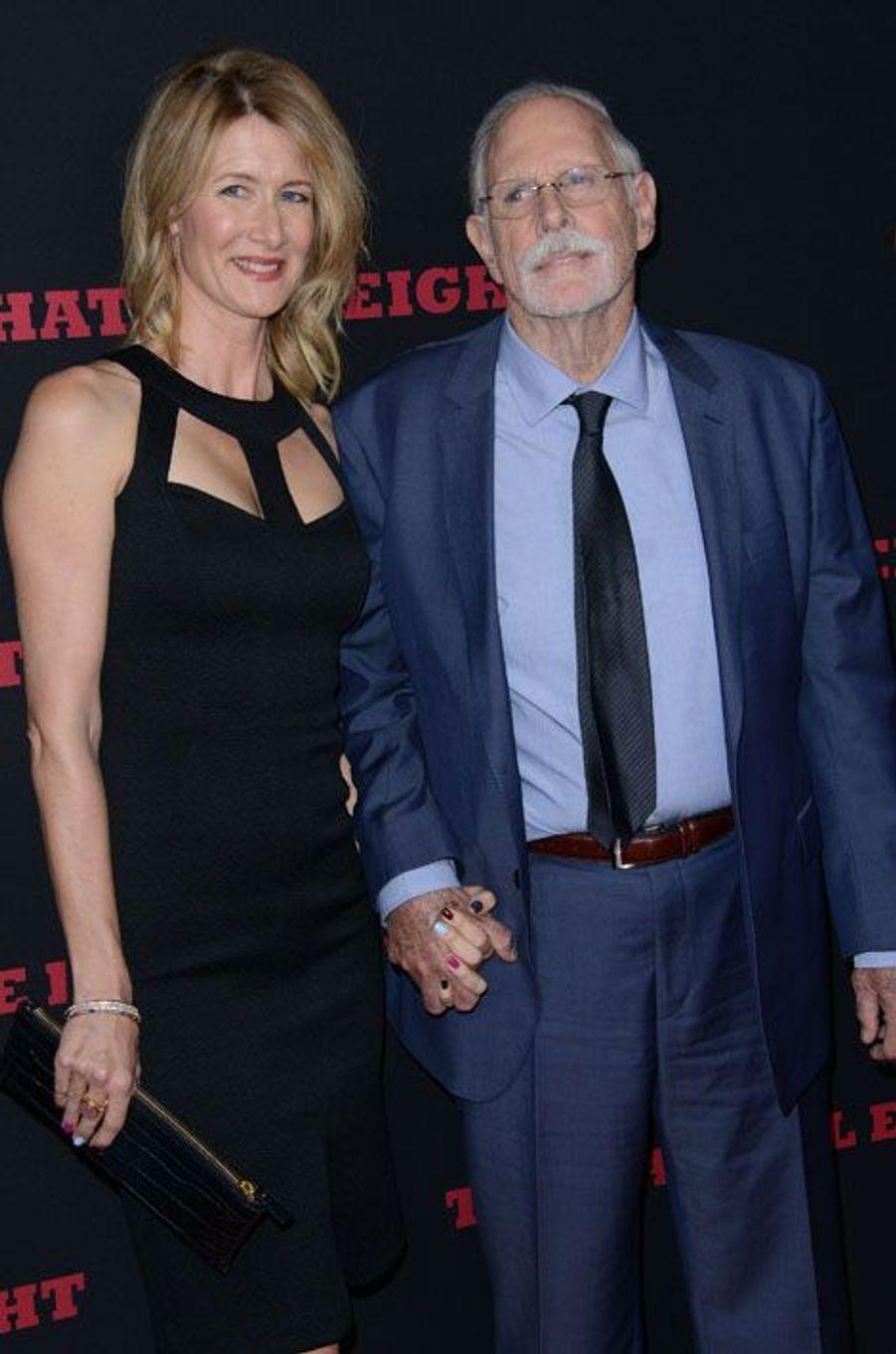 Laura et Bruce Dern