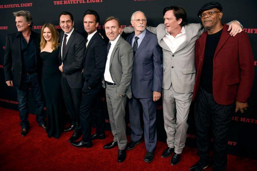 Les huit salopards de Tarantino