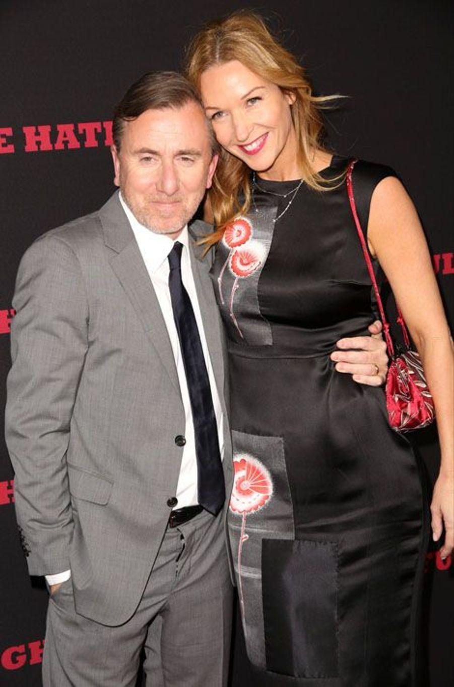 Tim Roth et Nikki Butler