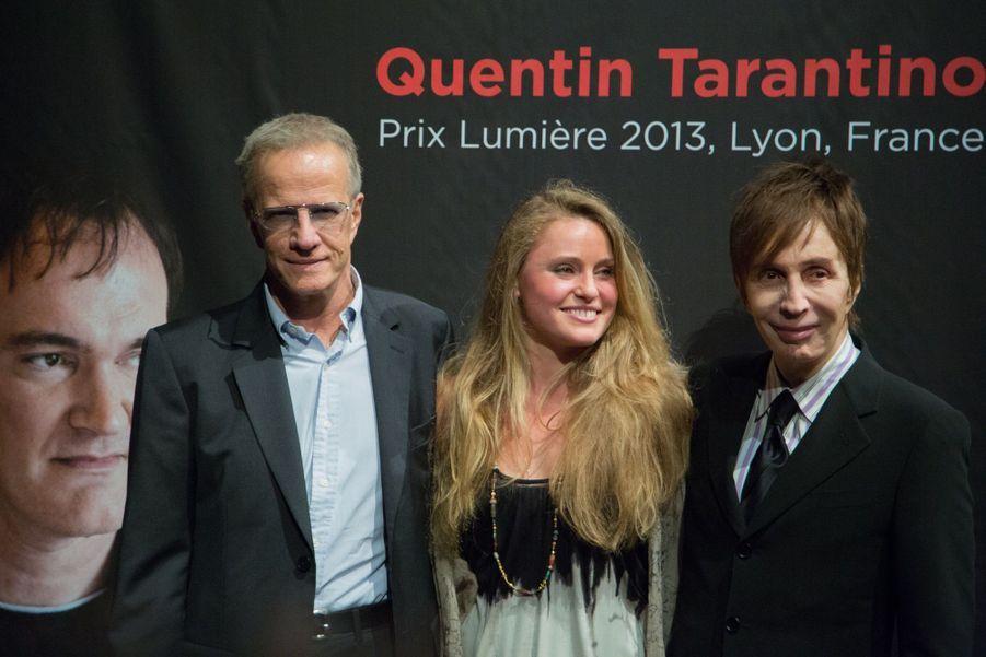 Christophe Lambert et Michael Cimino