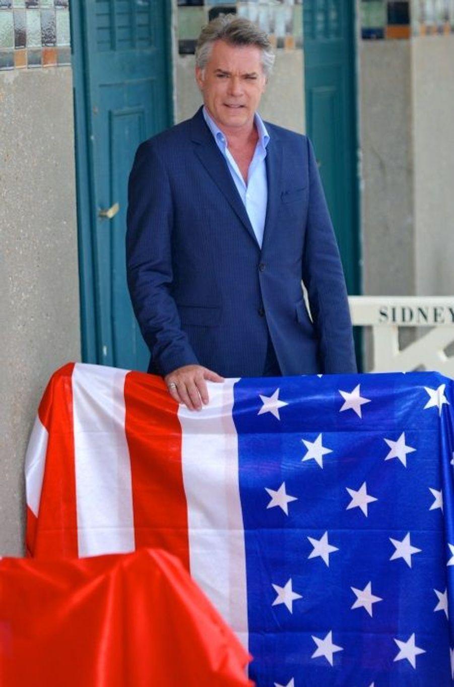 Ray Liotta, un affranchi à Deauville
