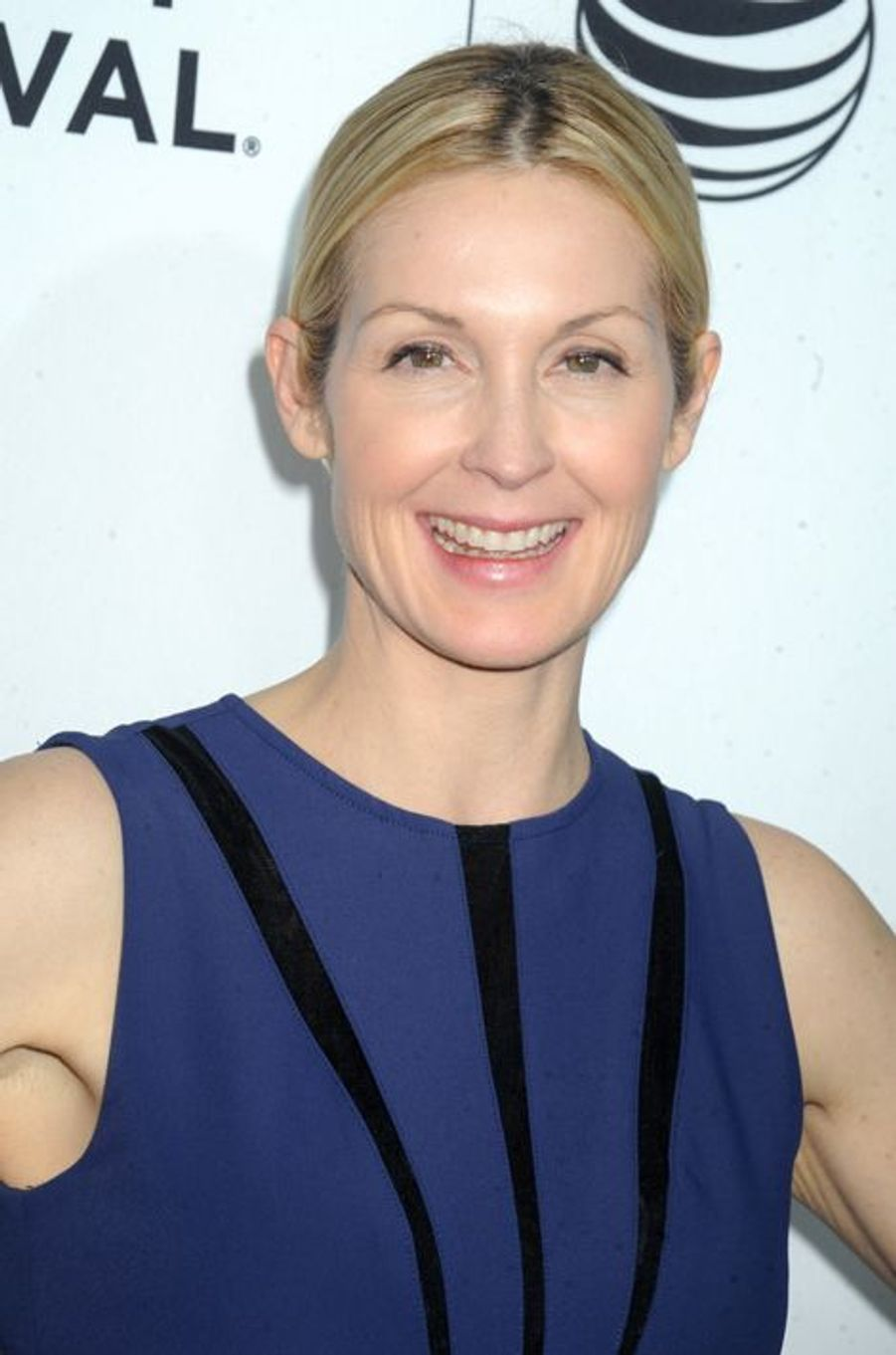 Kelly Rutherford à New York le 15 avril 2015