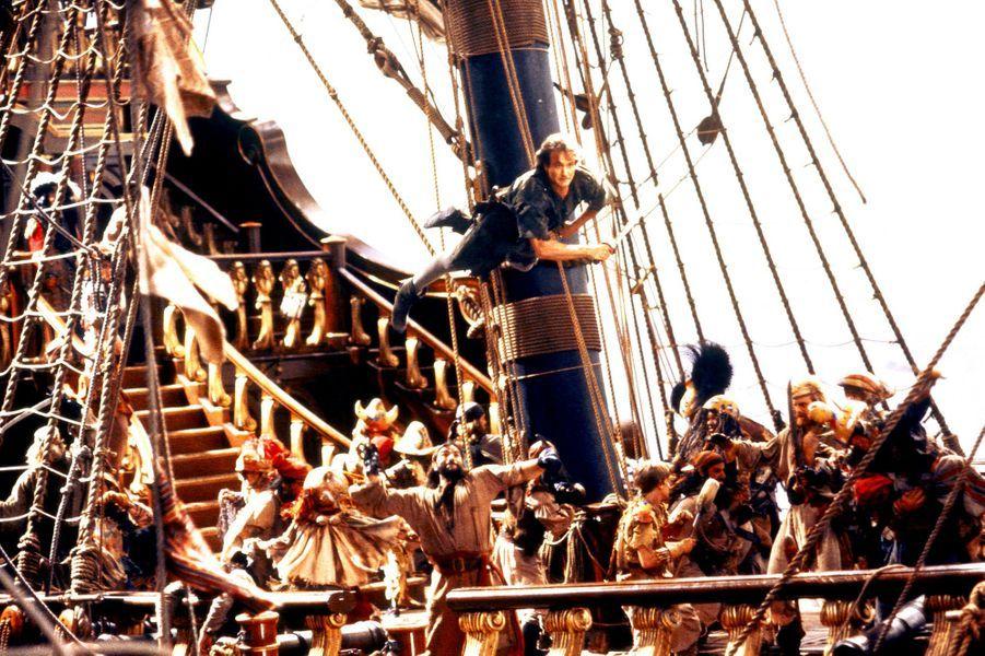 """""""Hook ou la revanche du Capitaine Crochet"""" - 1991"""