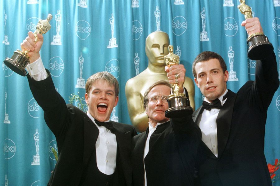 """Oscarisé avec Matt Damon et Ben Affleck en 1998 pour """"Will Hunting"""""""
