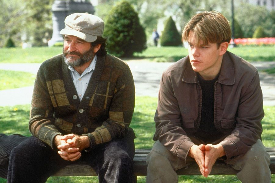 """""""Will Hunting"""" - 1998"""
