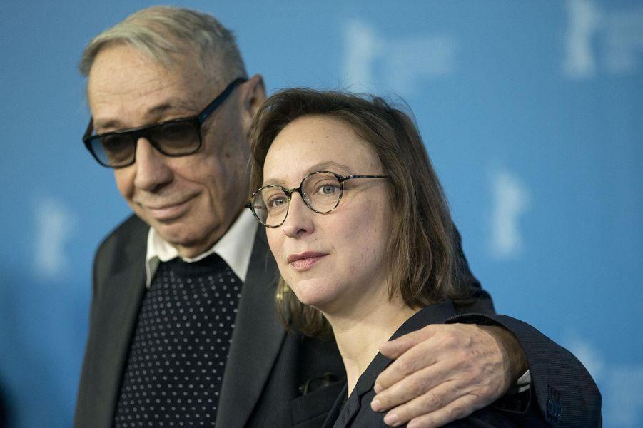 André Téchiné et Céline Sciamma
