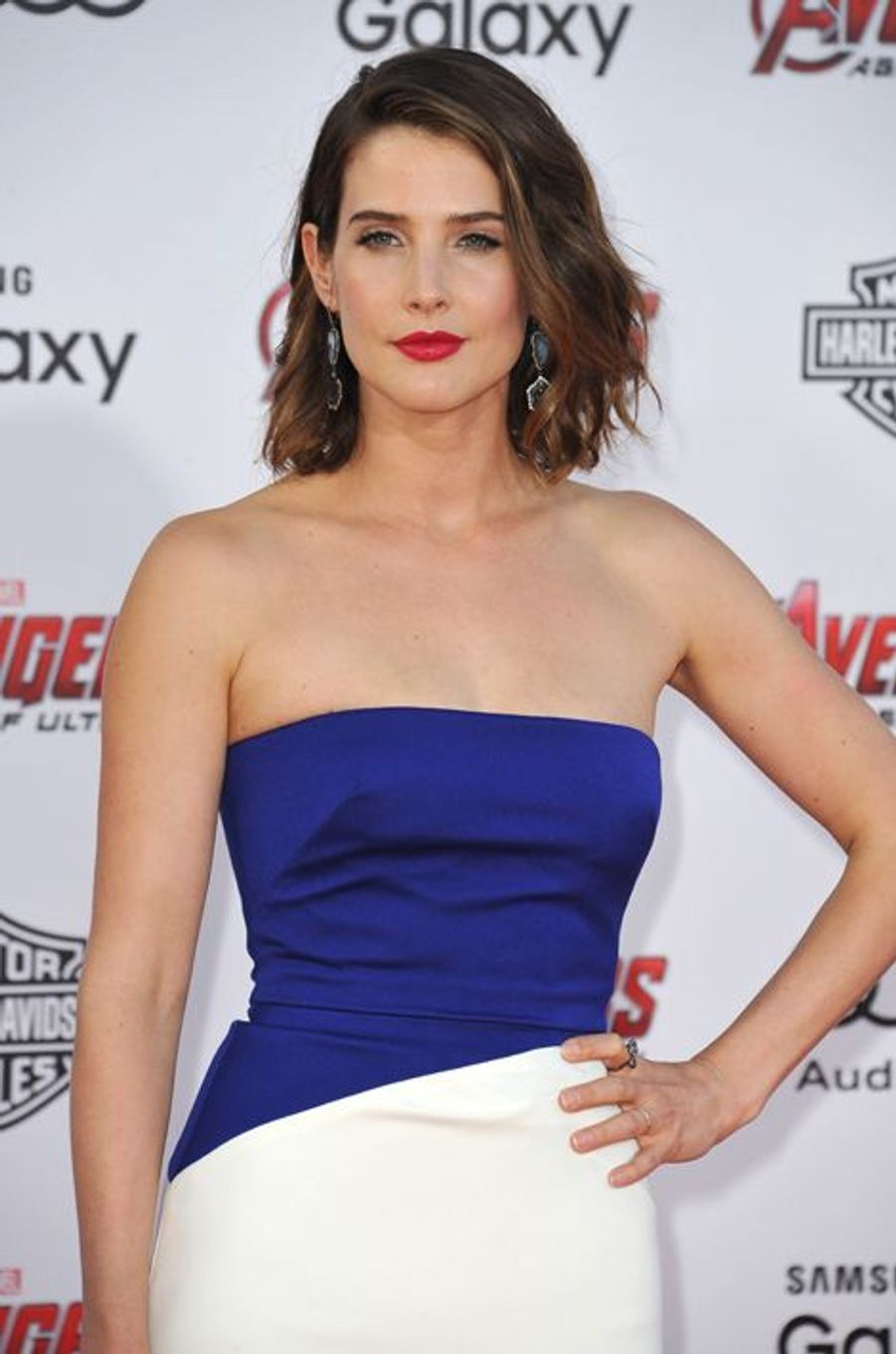 Cobie Smulders à Los Angeles le 13 avril 2015