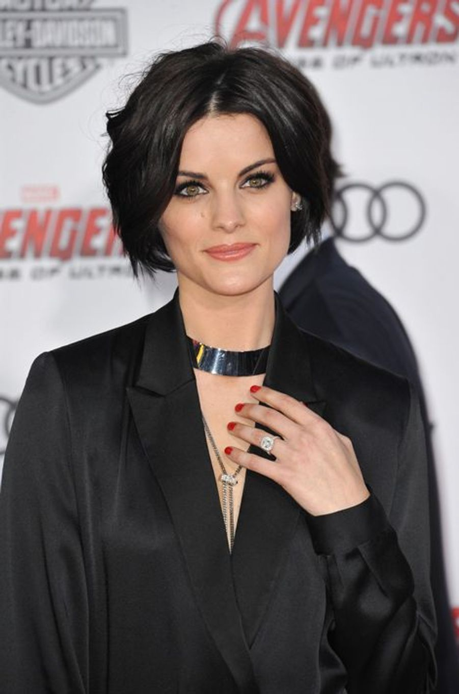 Jaimie Alexander à Los Angeles le 13 avril 2015
