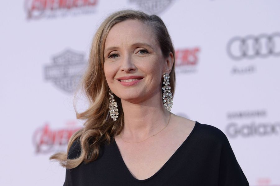 Julie Delpy à Los Angeles le 13 avril 2015