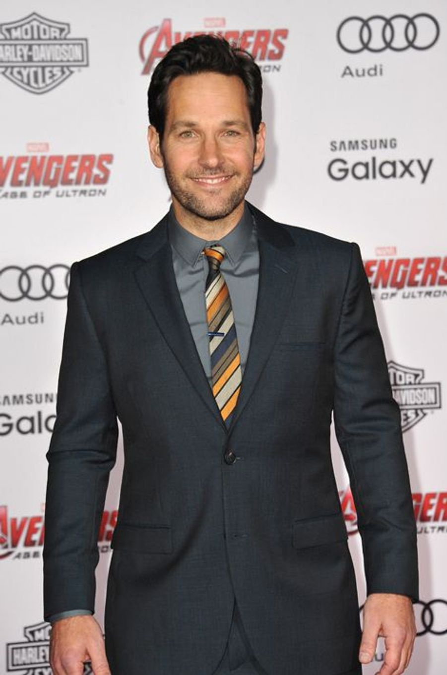 Paul Rudd à Los Angeles le 13 avril 2015