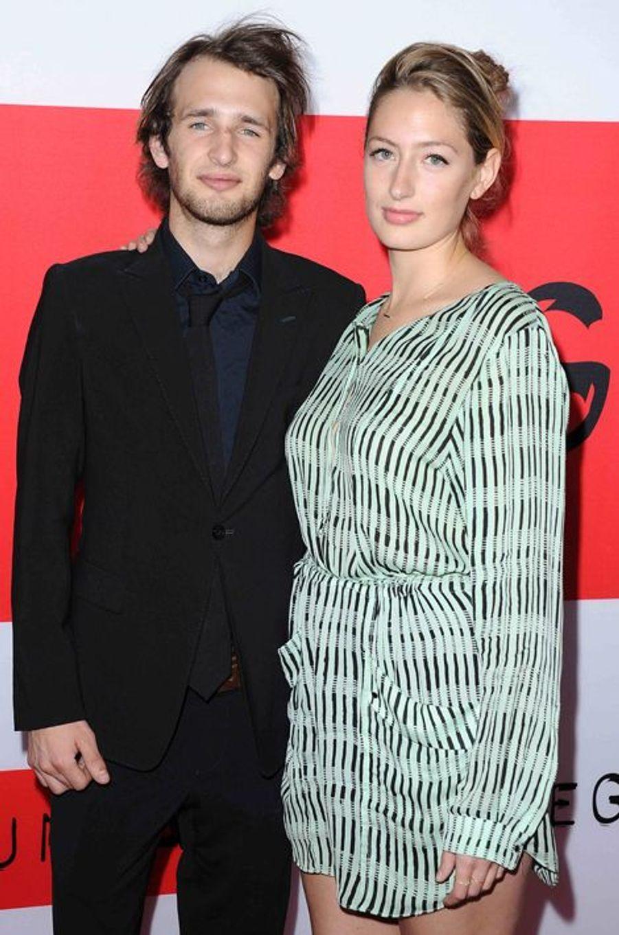 Hopper Penn et Uma Von Wittkamp à Los Angeles le 12 mars 2015