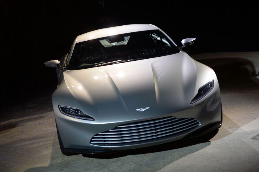 La nouvelle Aston Martin