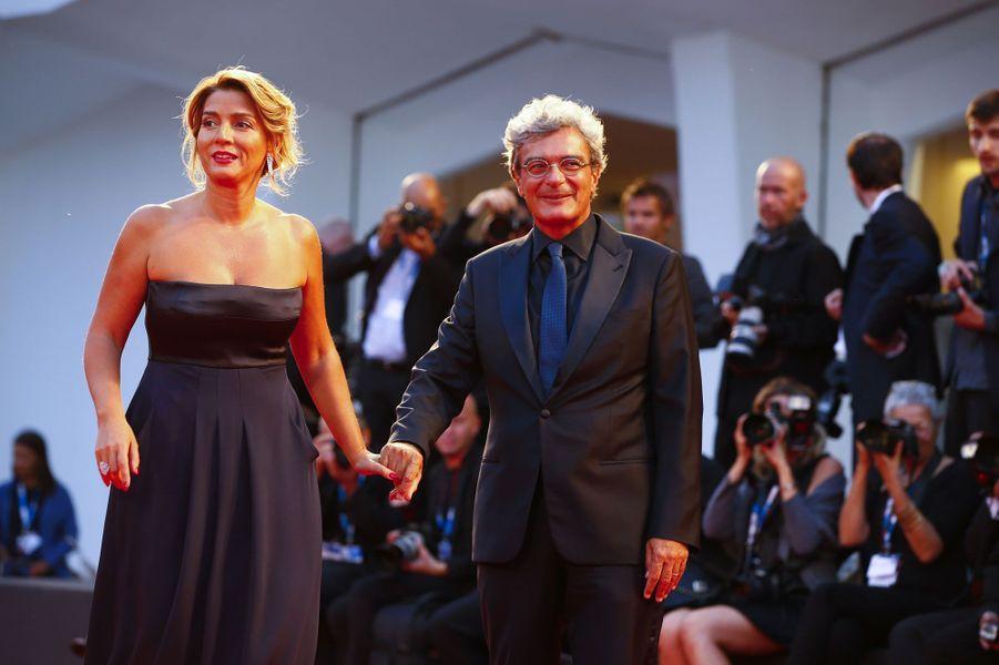 Mario Martone et Ippolita Di Maio