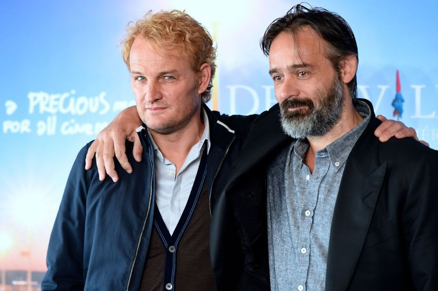 "Jason Clarke et Baltasar Kormakur (""Everest"")"