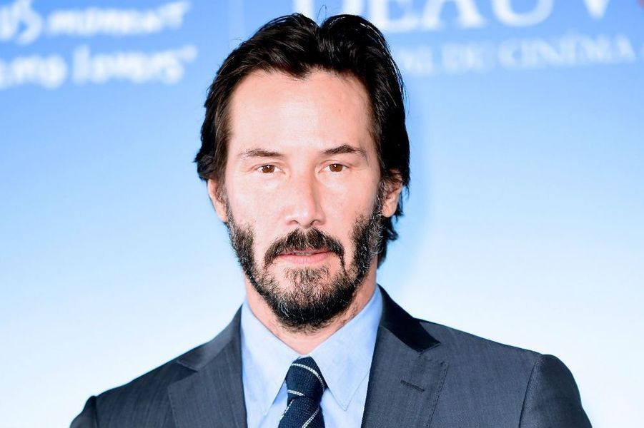 "Keanu Reeves ((""Knock Knock"")"