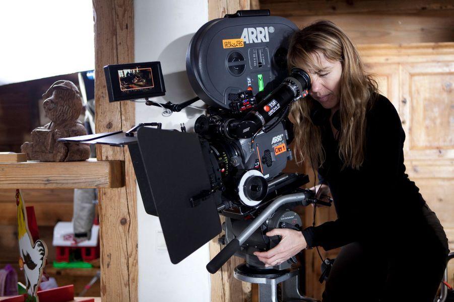 """Sur le tournage de """"Divorces"""" (2009)"""