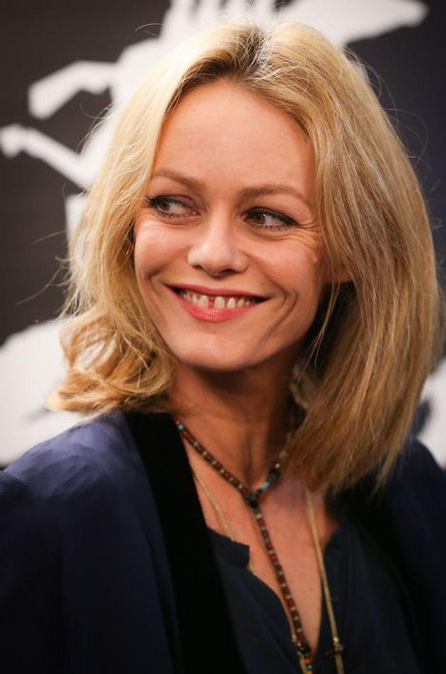 Vanessa Paradis à Namur le 8 octobre 2015