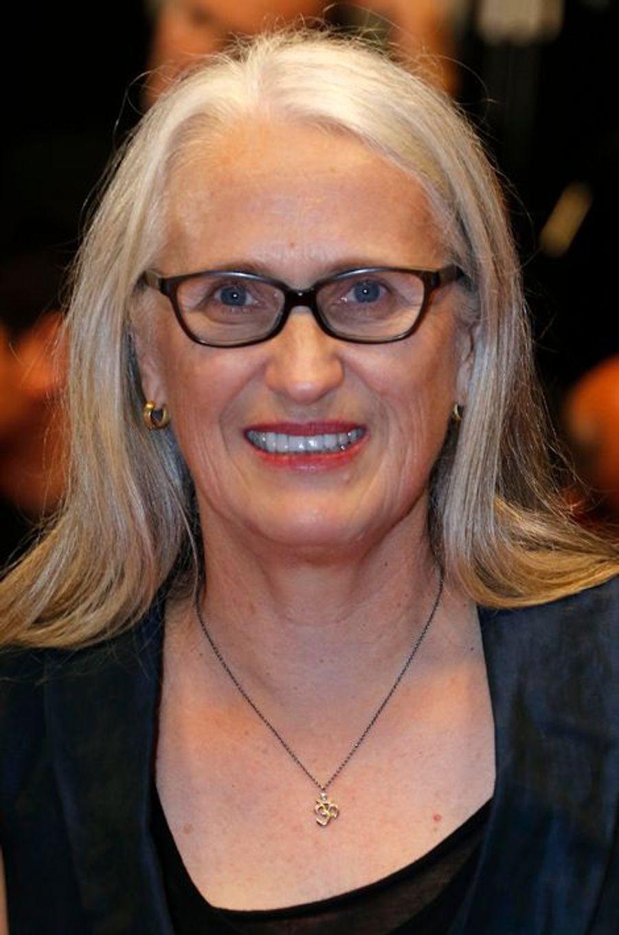 Jane Campion, réalisatrice (Nouvelle-Zélande), présidente du jury