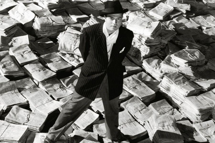 """""""Citizen Kane"""" d'Orson Welles"""