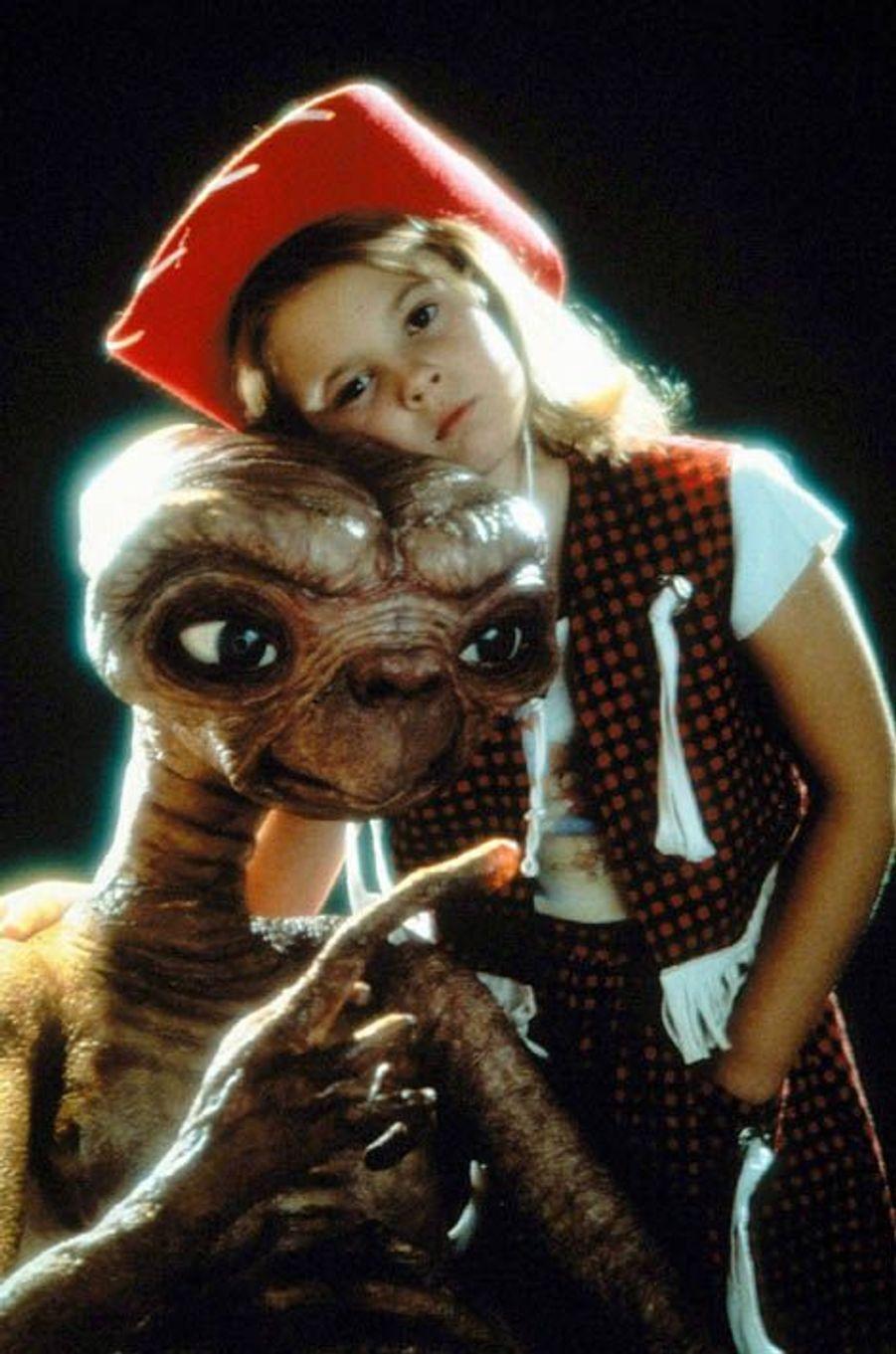 """E.T"" de Steven Spielberg"