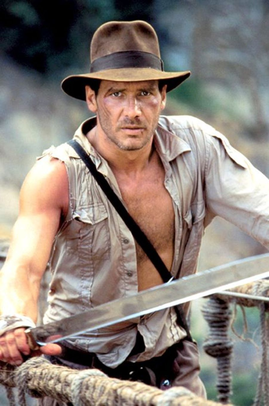 """""""Indiana Jones et les aventuriers de l'arche perdue"""" de Steven Spielberg"""