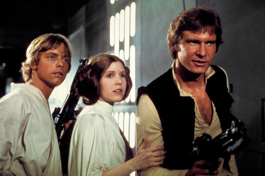"""""""La Guerre des étoiles"""" de George Lucas"""
