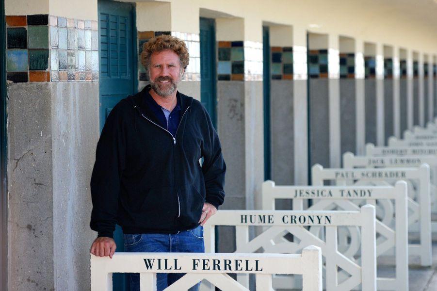 Will Ferrell, un roi du gag à Deauville