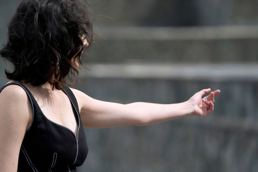Eva Green à Saint-Sébastien pour «Proxima».