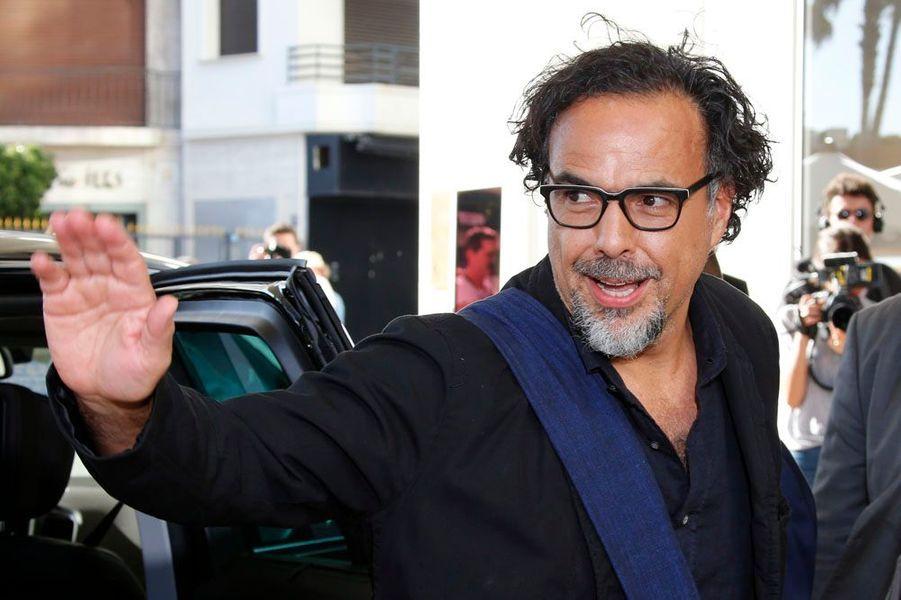 Alejandro Gonzalez Inarritu, président du jury.