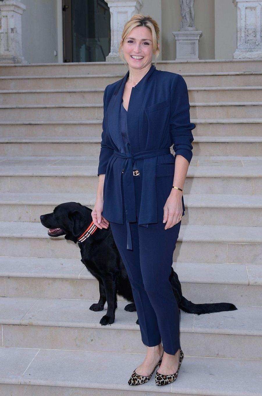Julie Gayet au Festival du film de Sarlat, jeudi 15 novembre
