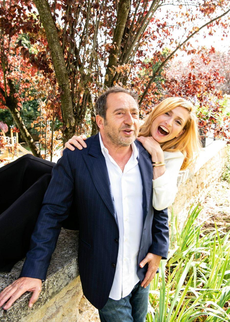 Patrick Timsit et Julie Gayet pour « Poly », le nouveau film de Nicolas Vanier, sortie le 7 octobre.
