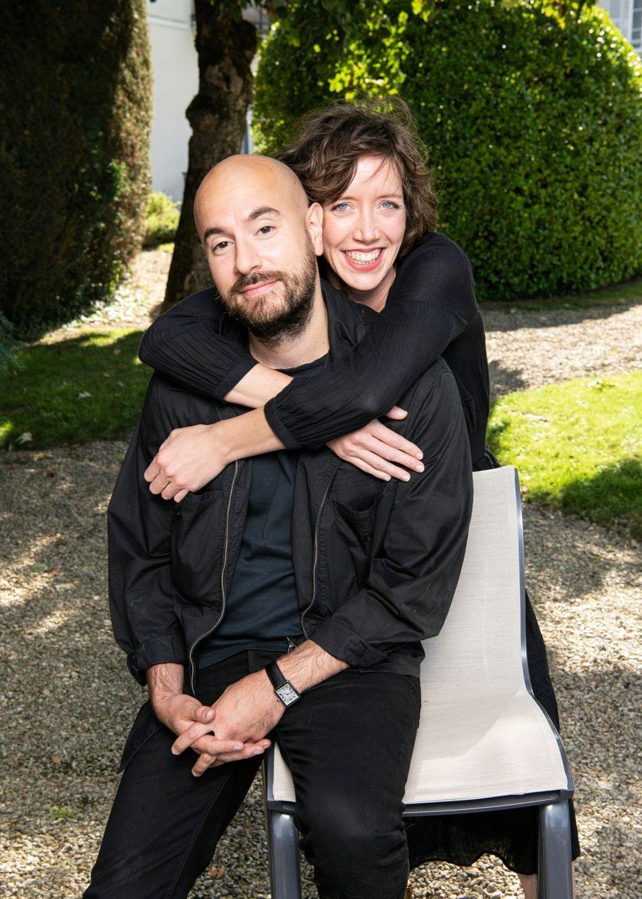 Kyan Khojandi et Sara Giraudeau se donnent la réplique dans « Le discours », de Laurent Tirard, prévu le 23 décembre.