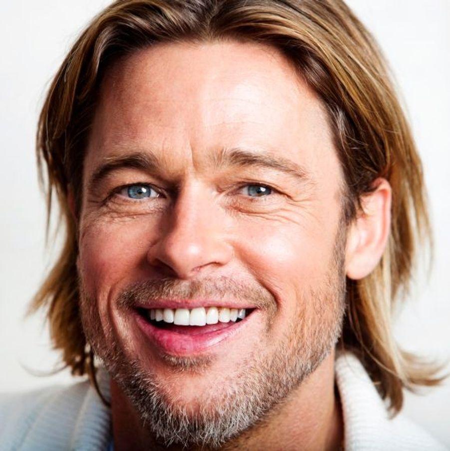 """Brad Pitt a présenté quant à lui """"Moneyball""""."""