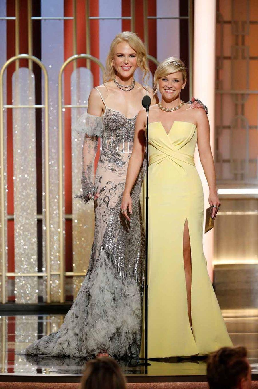 Nicole Kidman et Reese Whiterspoon