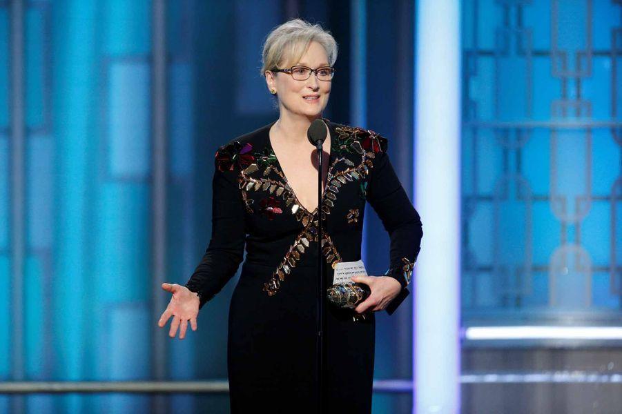 Meryl Streep, Cecil B De Mille Award