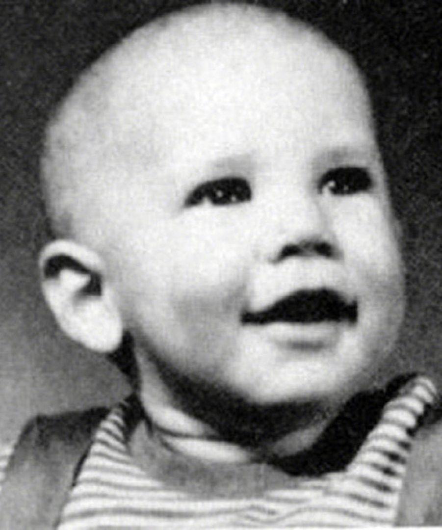 Harrison Ford bébé