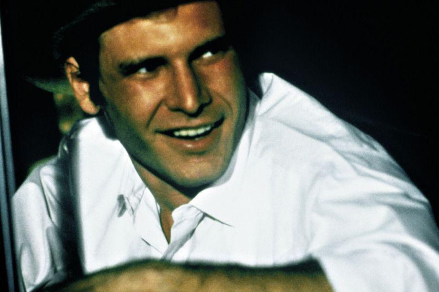 """Harrison Ford dans """"American Graffiti"""" en 1973"""