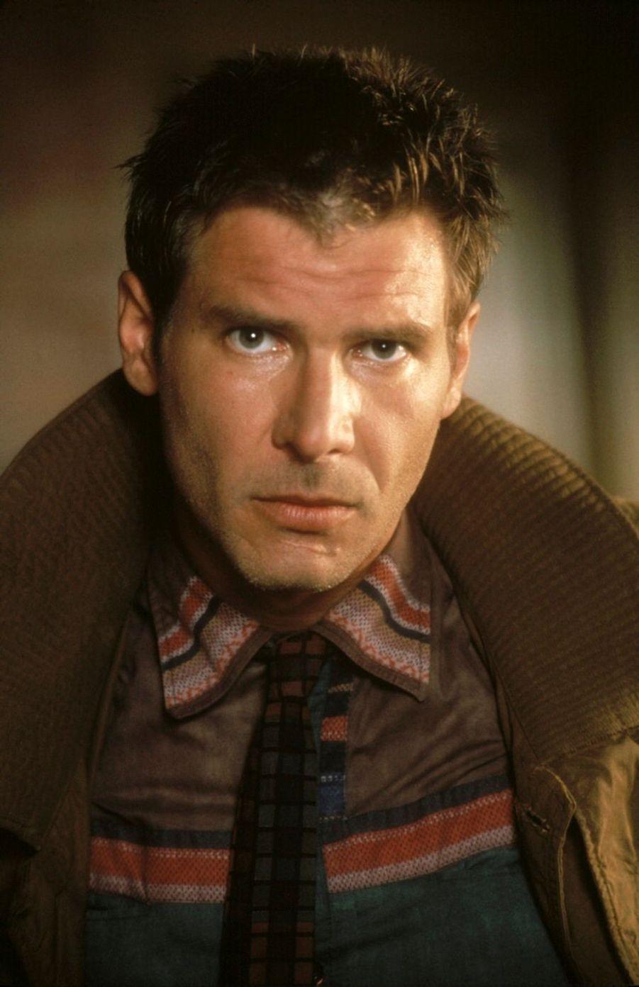 """Harrison Ford dans """"Blade Runner"""", en 1982"""