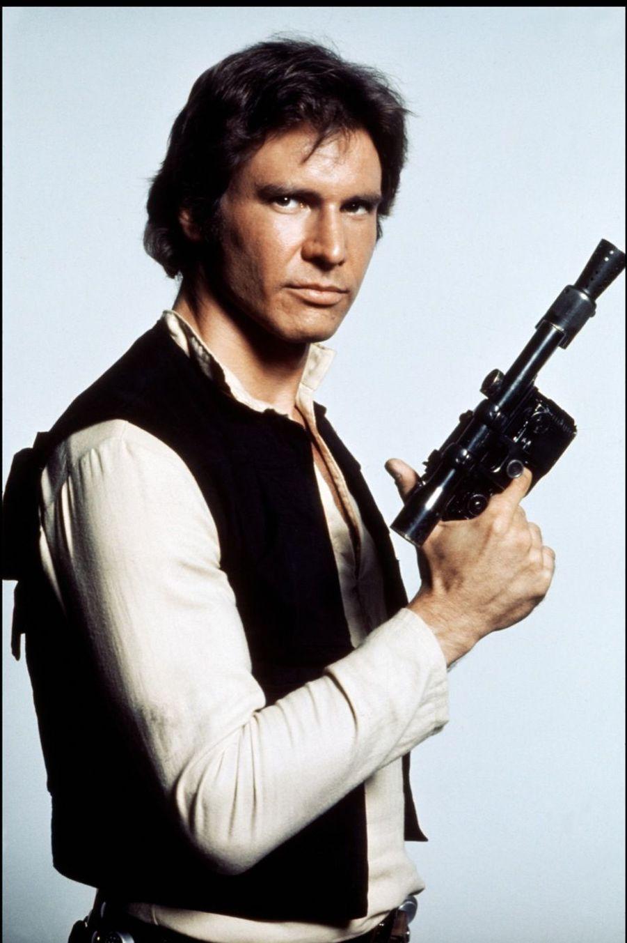 """Harrison Ford dans """"Star Wars, l'empire contre-attaque"""" (1980)"""