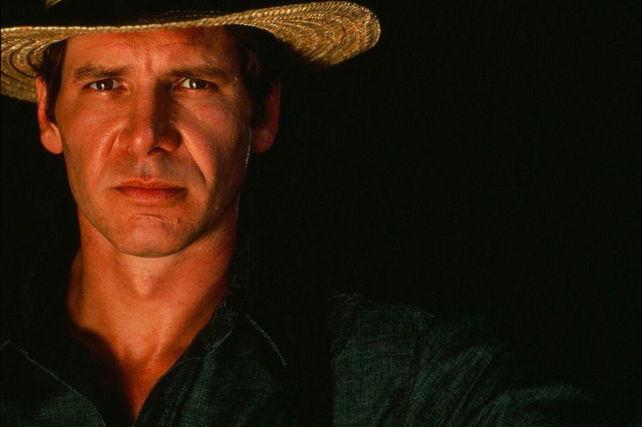 """Harrison Ford dans """"Witness"""" (1985)"""