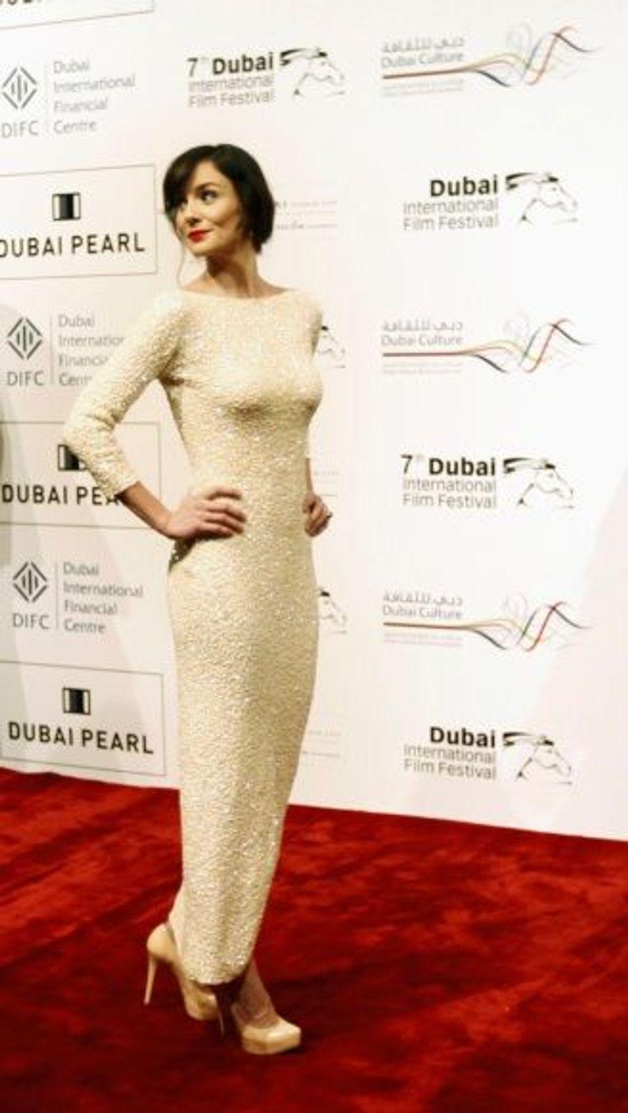 La comédienne américaine Sarah Wayne Callies