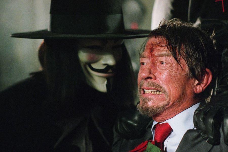"""2006 : """"V pour Vendetta"""" de James McTeigue"""