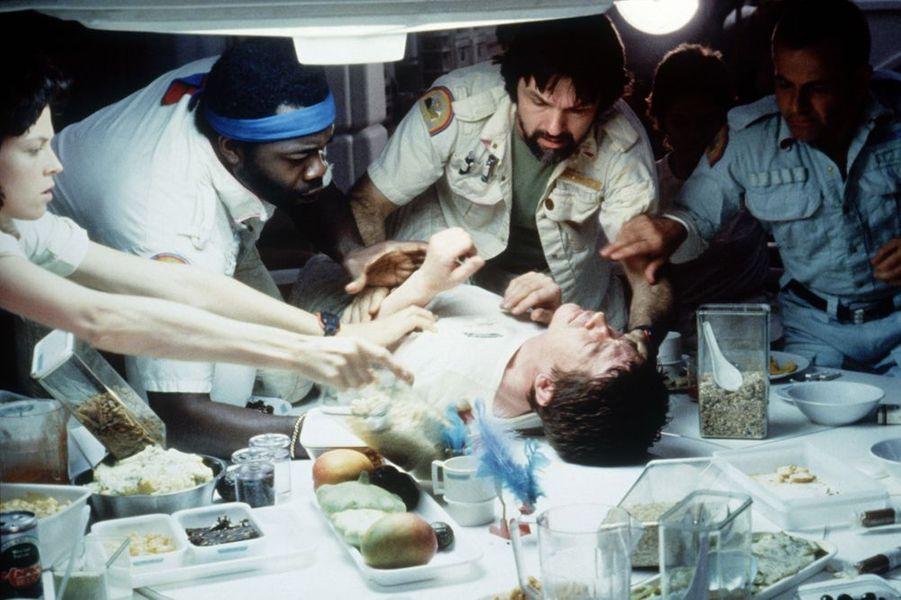 """1979 : """"Alien, le huitième passager"""" de Ridley Scott"""