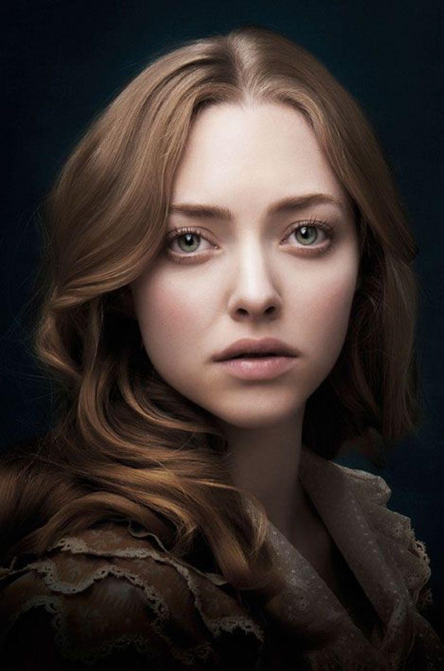 """Amanda Seyfried dans """"Les Misérables"""" (2012)"""