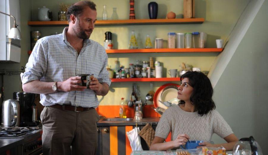 Elle donne la réplique à François Damiens dans ce film de 2011, où elle incarne une jeune femme brisée par la mort soudaine de son compagnon.