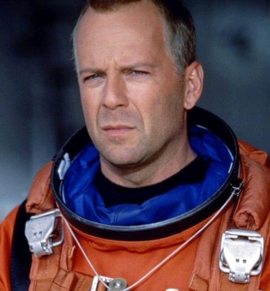 Avec Armageddon, Bruce Willis n'obtient pas le succès espéré.