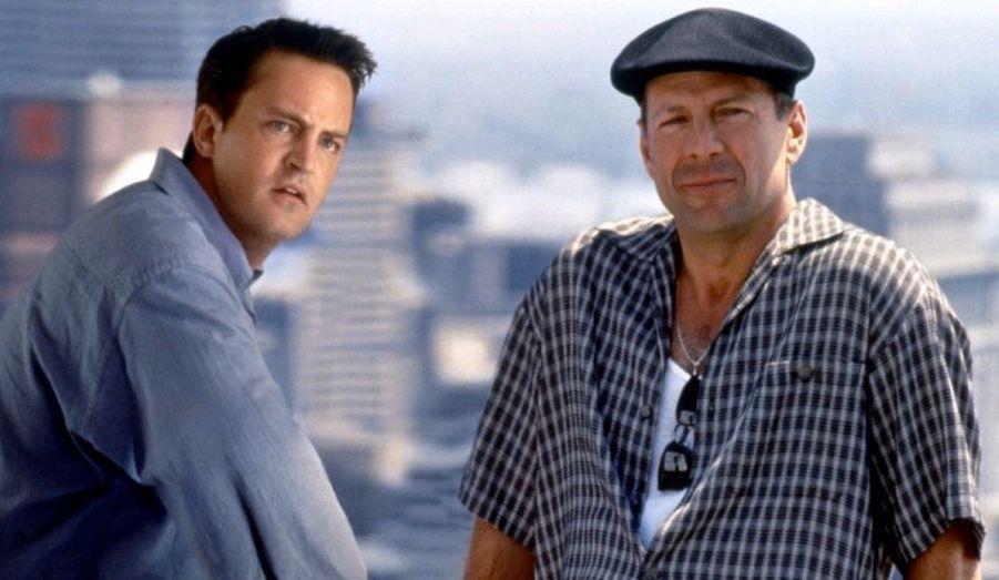 Avec Mon voisin le tueur en 1999, l'acteur change complètement de registre. Dans cette comédie farfelue, il partage l'affiche avec Matthew Perry, alias Chandler dans la série Friends. En 2004, Mon voisin le tueur 2 sortira sur les écrans.