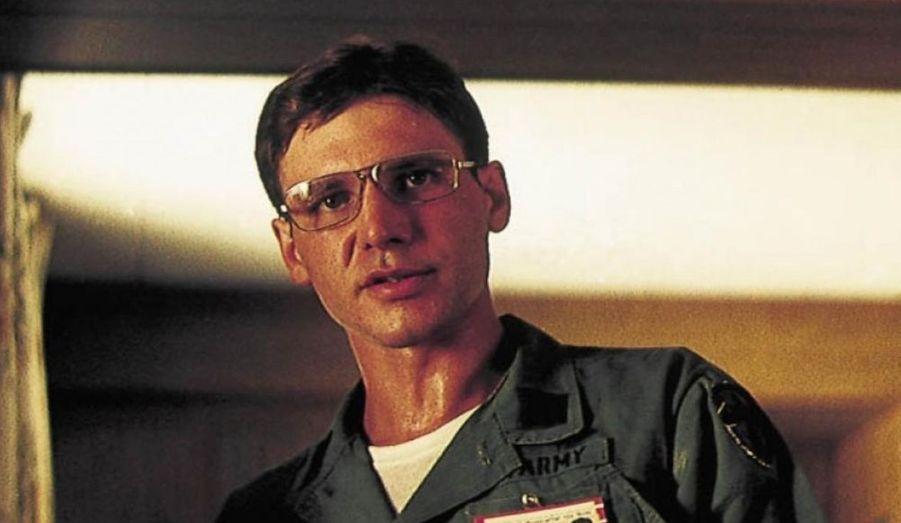 Dans le film de guerre de Francis Ford Coppola, Harrison Ford ne tient qu'un second rôle.
