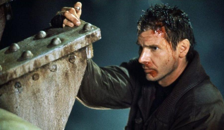 En 1982, Harrison Ford tient le premier rôle du film de science fiction de Ridley Scott, «Blade Runner.»